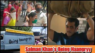 Salman Khan's Being Haangryy Food Support For Poor People