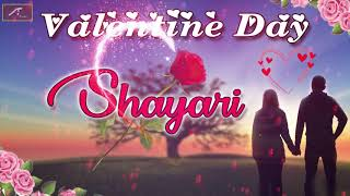 हैप्पी वेलेंटाइन डे ❤️ HAPPY VALENTINE'S DAY ❤️ 2020 ❤️ Valentine Day Shayari ❤️ Love Status Video
