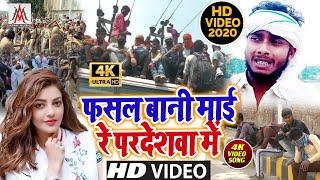 #VIDEO_SONG - फसल बानी माई रे परदेसवा में - Ramu Singh - Fasal Bani Mai Re Pardeswa Me