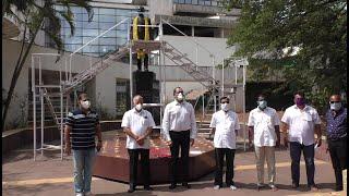 Goa Congress pays tribute to Rajiv Gandhi on his death anniversary
