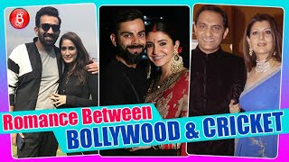 Virat-Anushka To Zaheer-Sagarika To Azhar-Sangeeta - Here're Bollywood Stars In Love With Cricketers