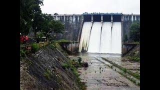 5 shutters of Aruvikkara dam opened due to heavy rain in Kerala