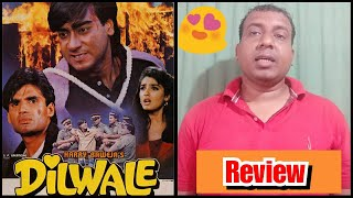 Dilwale Movie 1994 Review