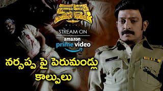 Satru Shoots Ashutosh Rana | #Kalki Full Movie Now On Prime Video | Prashanth Varma