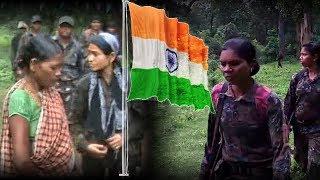 महिला कमांडो का शौर्य / Bravery of women commandos