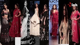 Lakme Fashion Week Winter Festive 2017 Grand Finale