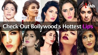 Bollywood's Hottest Lips