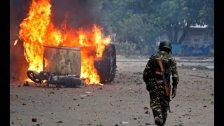 रेपिस्ट गुरू, उत्पाती चेले Gurmeet Ram Rahim Supporters's Violence
