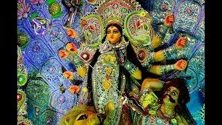 Navratri 2017- Durga Pandal Decoration, Puja and Aarti in Raipur