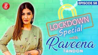 Raveena Tandon's Candid Confessions On TikTok Vs YouTube, Rishi Kapoor-Irrfan Khan's Death, Lockdown