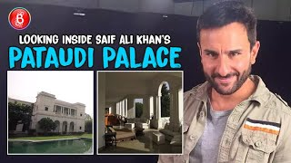 Nawab Saif Ali Khan's Pataudi Palace Is Nothing Short Of A Dreamy Paradise