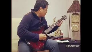 Watch: Meghalaya CM plays Iron Maiden song on electric guitar, wins internet