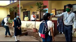 WATCH: 19,680 students answer their first SSC board paper amid virus outbreak