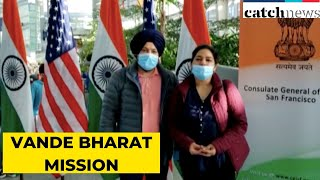 Vande Bharat Mission: Indian Nationals Leaving San Francisco Express Gratitude | Catch News