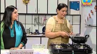 Simply Pure Bites Ep-3 Part 3 (Amla Chutney)