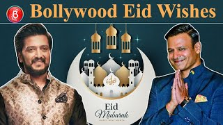 Riteish Deshmukh To Vivek Oberoi - Eid Mubarak Wishes From Your Favourite Bollywood Celebs