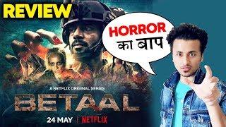 BETAAL Web Series REVIEW | Shahrukh Khan | Viineet Kumar, Aahana Kumra, Suchitra Pillai