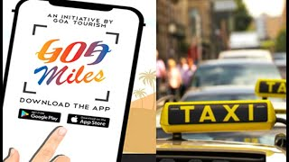 No Need To Travel With Your Own Vehicle, Get GoaMiles Cab Now At Rs.99!