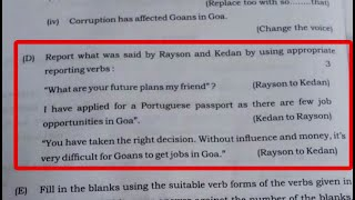 WATCH: Controversial 'Question' in SSC paper creates uproar in Goa