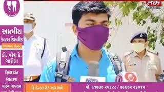 દિવમાં હેલ્મેટ પહેરવું બન્યું ફરજીયાત| ABTAK MEDIA