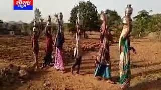 બનાસકાંઠા-દાંતા વિસ્તારમાં પાણીની મોટી સમસ્યા મહિલાઓને હાલાકી
