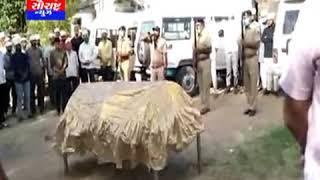 વડગામ-કોરોના વોરિયર્સ મહિલાનું મૃત્યુ