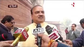 Anant Kumar On Siddaramaiah & Tipu Sultan - Siddaramaiah विवादित लोगो की जयंती मनाते है