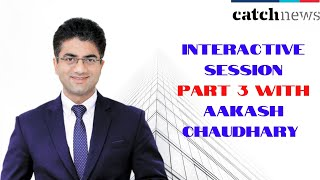 Interactive Session Part 3 With Aakash Chaudhary (Director & CEO, Aakash Educational Services)