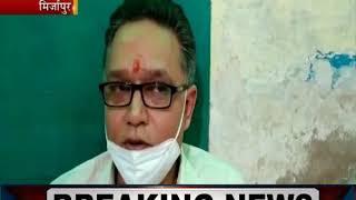 Mirzapur | गरीब और असहायों के राशन किट का किया वितरण, आरएसएस कार्यकर्ताओं ने राशन का किया वितरण