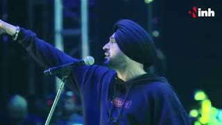 Diljit Dosanjh in Raipur 2018 - Live Performance By Diljit Dosanjh-  दिलजीत दोसांझ का परफॉरमेंस