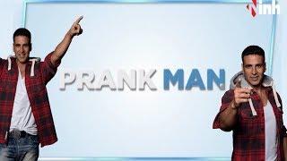 Akshay Kumar Pranks: अक्षय कुमार के Pranks देखकर आप भी हो जायेंगे हैरान, Akki Pranks on Padman