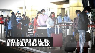 Troubled take-off for many as India resumes domestic flights | Economic Times