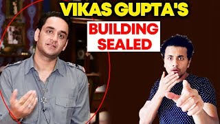 Vikas Gupta's Building SEALED As Positive Case Found In Society