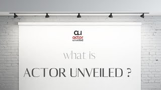 What is Actor Unveiled ? Kanu Priya's Vision