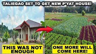 Taliegao P'yat is building another P'yat house in 6000sqmts land in fields! WHY?
