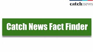 Catch News Fact Finder