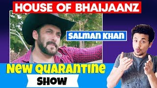 Salman Khan's NEW Show 'House of Bhaijaanz' Coming On Colors TV? | REAL TRUTH