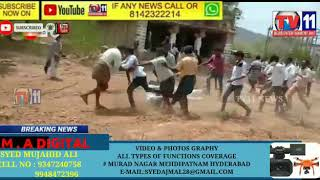YCP FRICTION BETWEEN DIFFERENCES  LEADERS 8 INJURED AT KADAPA ANDHRA PRADESH