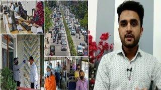 Corona Virus Updates From India   Delhi   Md Sufiyan Explains   @ SACH NEWS  