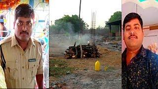 Corona Virus Se Shaheed Ye Police Officer   Hyderabad Kulsumpura   @ SACH NEWS  