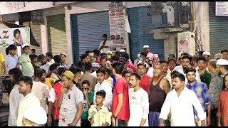 Eid Ke Din Bi Paani Nahi Hain | Hyderabad Vattapally | Public Comes On Road |