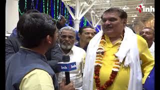 Madrasa में 100 Feet तिरंगा लहराने Raipur पहुंचे Raza Murad, Padmaavat Film Protest पर यूँ दिया जवाब