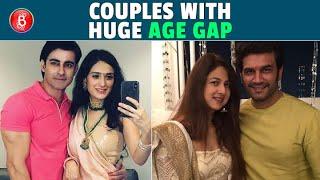 Gautam Rode-Pankhuri Awasthy To Sharad Kelkar-Keerti Gaekwad - TV Couples With Unbelievable Age Gap