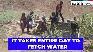 'It Takes Entire Day 'To Fetch Water': Villagers Face Hardship In Maharashtra Due To Shortage