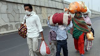 Migrants in Jaipur share their horror experience