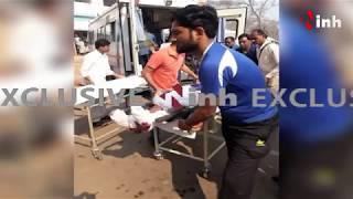 Dantewada Latest News - दंतेवाड़ा में UBGL फटने से सीआरपीएफ के 3 जवान घायल, एक गंभीर