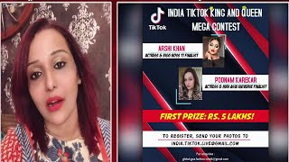 WATCH: Goa's Poonam to participate in Tik Tok King & Queen Contest