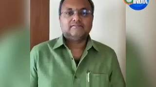 Karti P Chidambaram speaks on the need for direct cash deposit to the bank accounts of the poor
