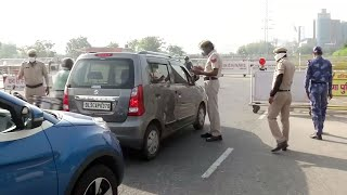 Delhi-Gurugram borders sealed, massive confusion at border areas