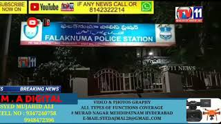 ATTEMPT TO MURDER AT NAWAB SAHAB KUNTA IN PUBLIC PLACE UNDER FALAKNUMA PS LIMITS HYDERABAD